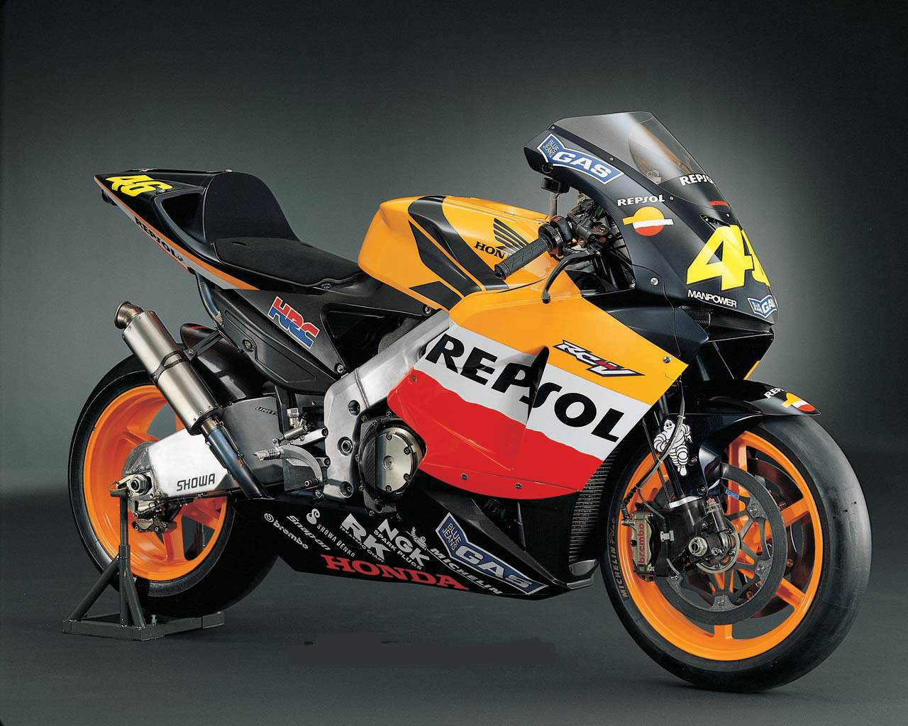 What are your favourite liveries? : motogp