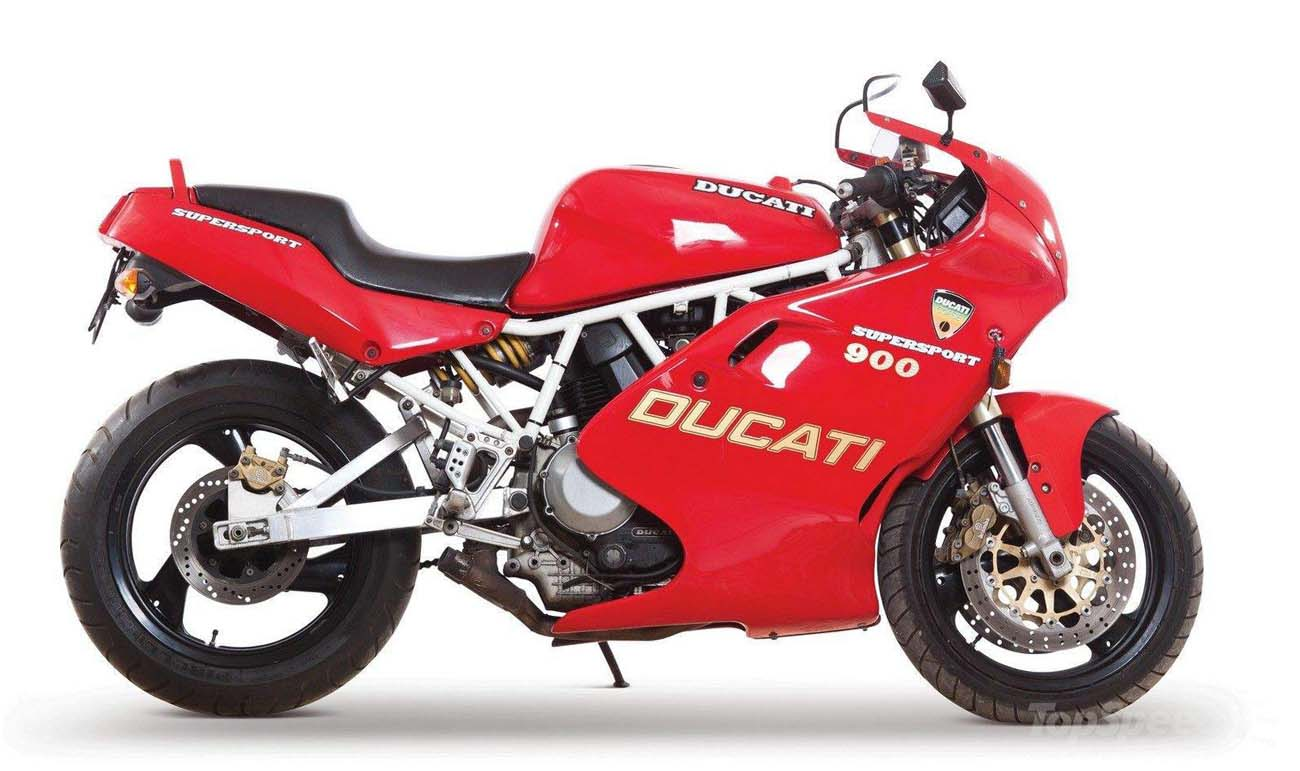 Ducati  Top Speed Mph