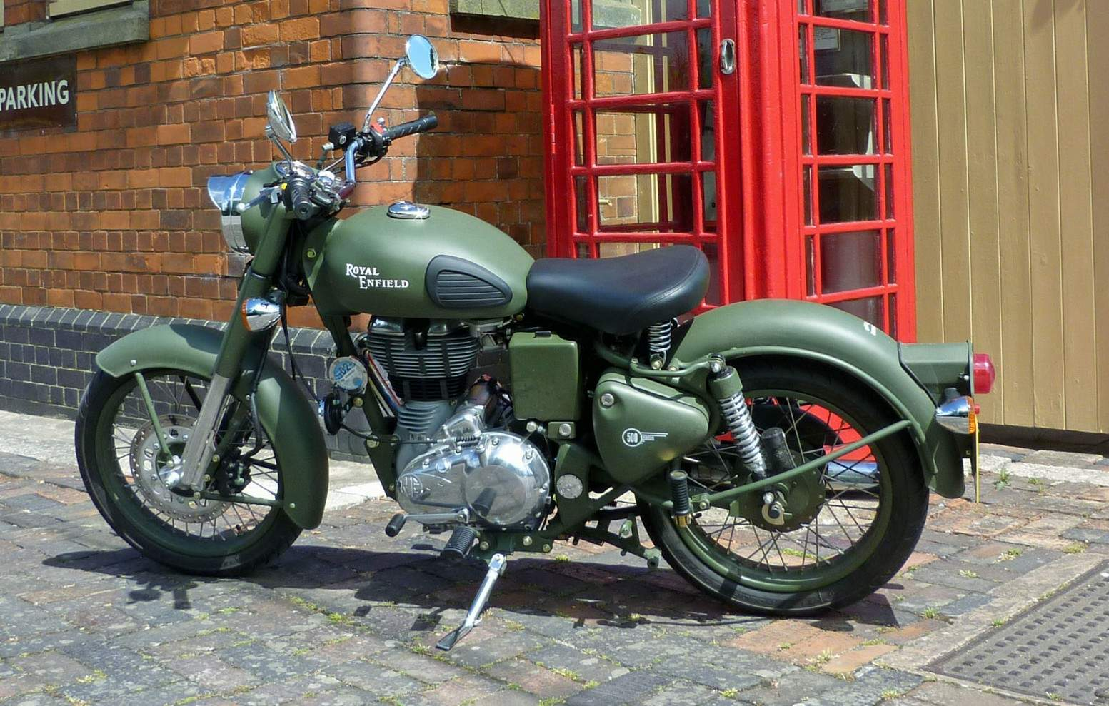 Royal enfield bullet pictures - Royal Enfield Bullet Pictures 39