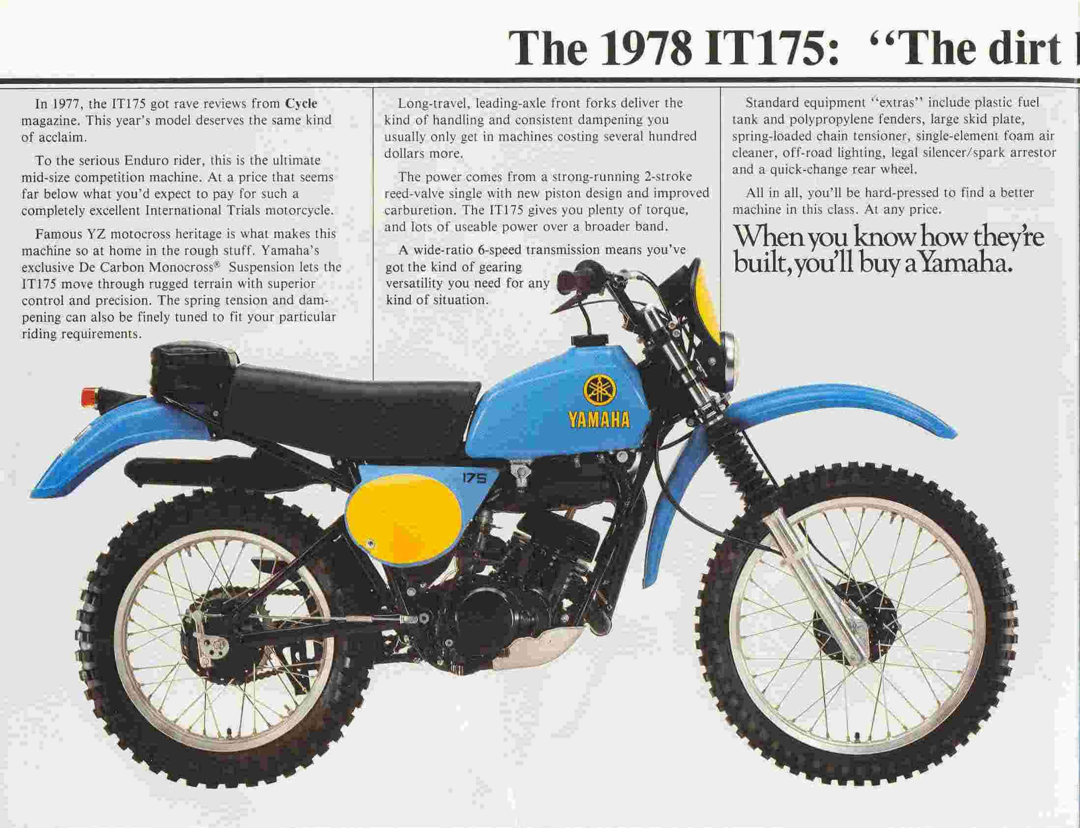 One must look long and hard to find a machine that will fall into that  category. Not at all hard to see why we think the little IT 175D is one  helluva ...