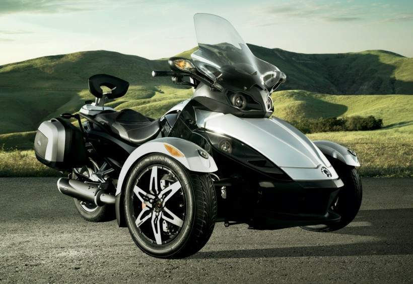 Can Am Roadster >> Can Am Spyder Rs Roadster