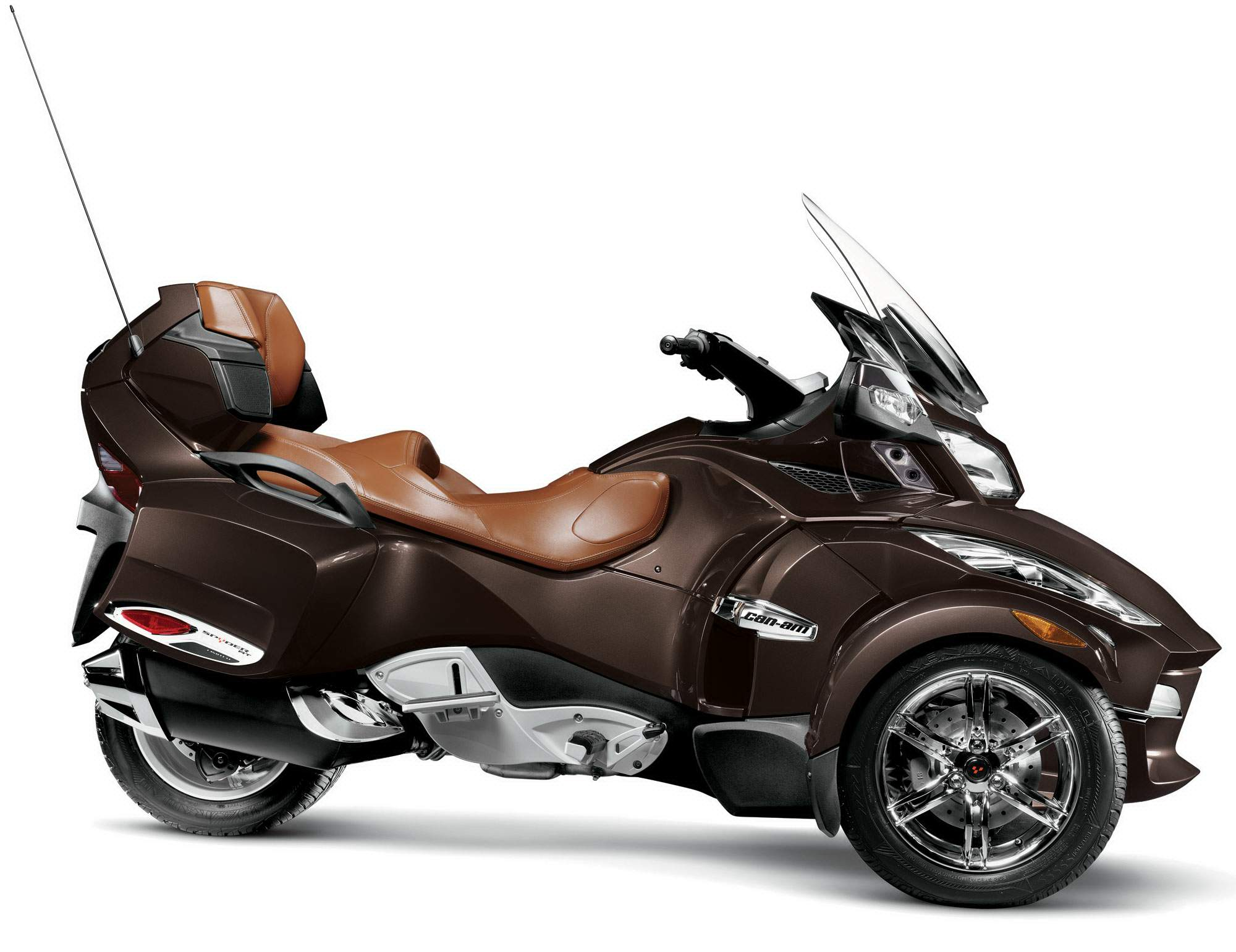 Can Am Spyder Rs Roadster