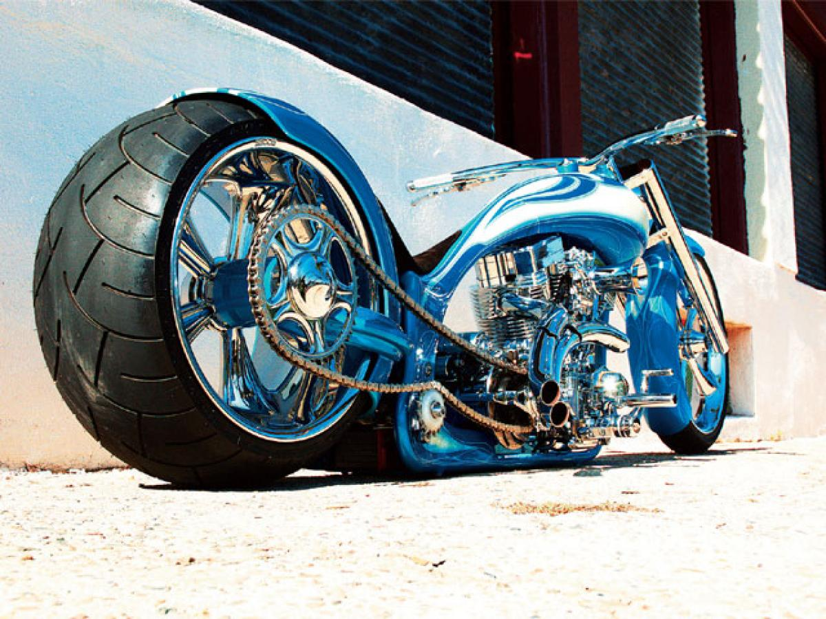 Chingon Chopper