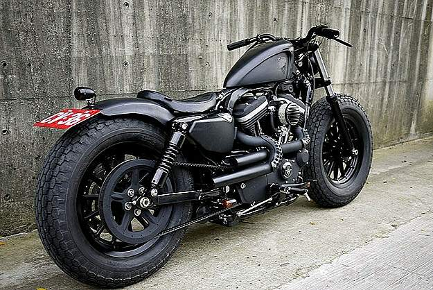 Harley Iron Guerilla by Rough Crafts