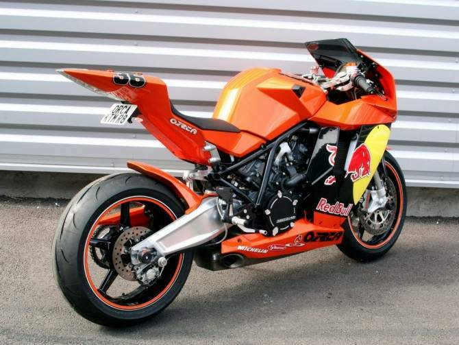 Ktm Rc8 Red Bull By Orca