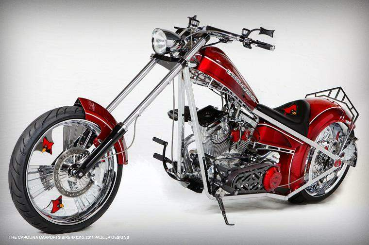 Motorcycle Specifications