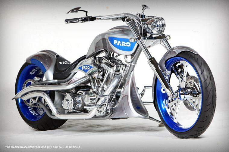 Paul JR.Designs FARO 30th Anniversary Bike