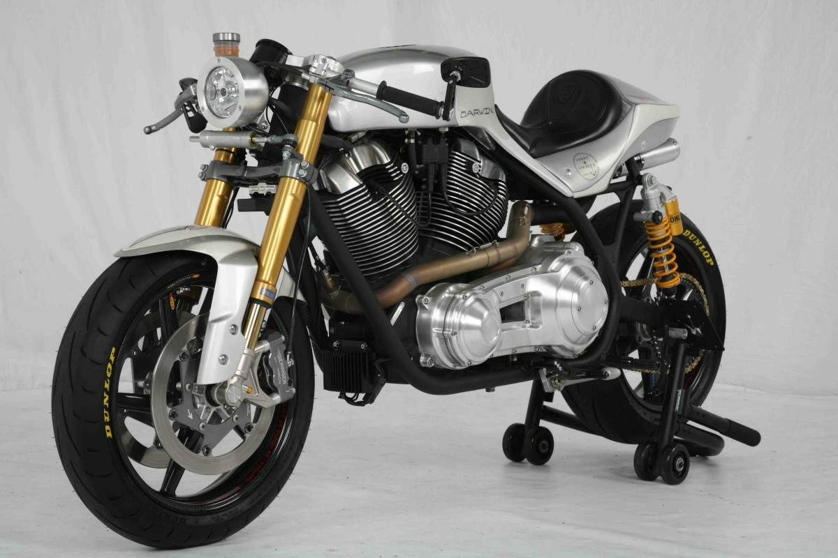 Rlx By Darwin Motorcycles