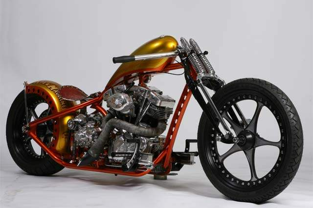 Twisted Choppers Biker Build Off