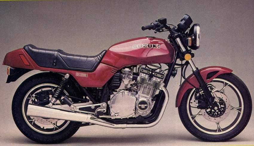 Suzuki GS1100E / GSX 1100E