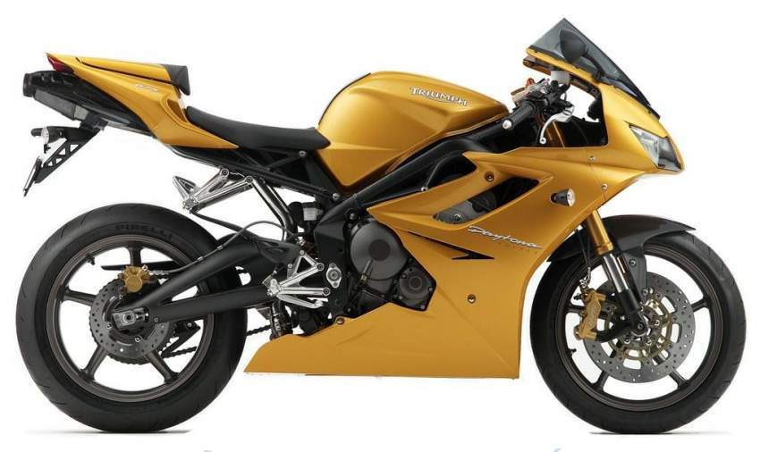 Triumph Daytona 675 Wallpaper