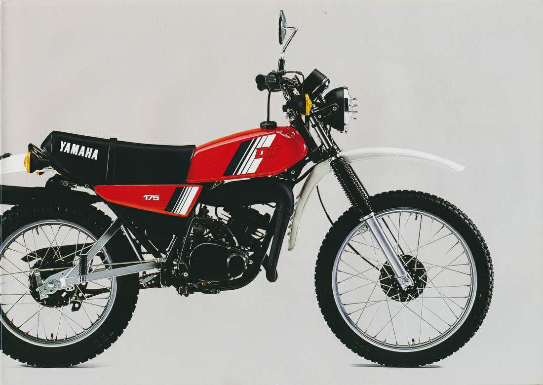 Yamaha Dt Motorcycle Specs Pictures To Pin On Pinterest Yamaha Dt 250  Wiring Diagram