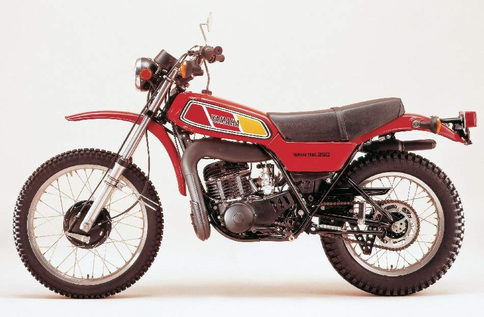 Yamaha DT250 77 yamaha dt 250 1979 Yamaha It 400 Enduro at edmiracle.co