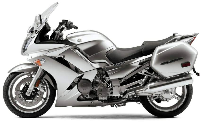 Yamaha FJR 1300   a BIKEWORLD