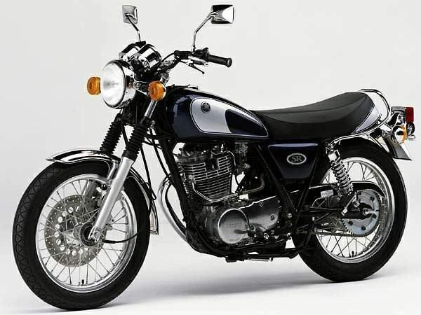yamaha sr400. Black Bedroom Furniture Sets. Home Design Ideas