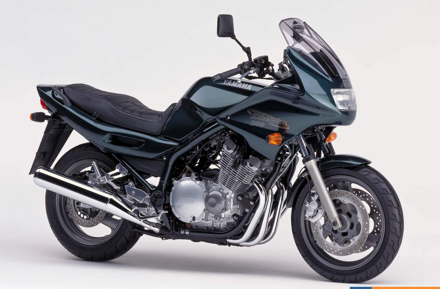 Yamaha Xj 600s Diversion