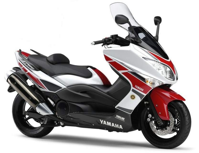 Yamaha XP 500 T-Max WGP 50th Anniversary Limited Edition 8831c68f8142f