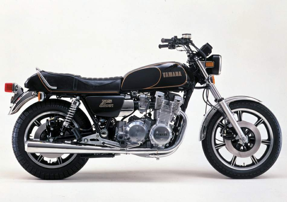 Yamaha Motorcycles Xs1100on 1982 Yamaha 750 Virago Wiring Diagram