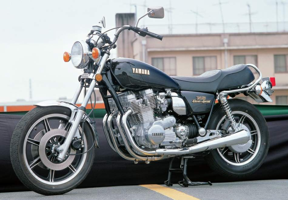 Yamaha Xs Sp on 1979 xs1100 special specs