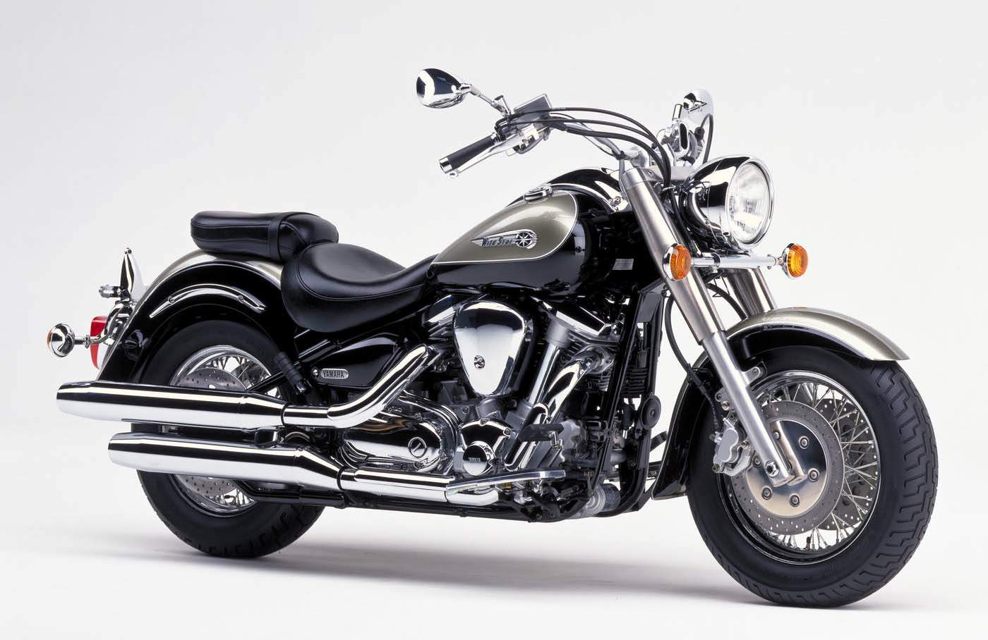 Yamaha Road Star  Hp