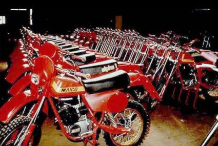 Maico Motorcycle Specifications
