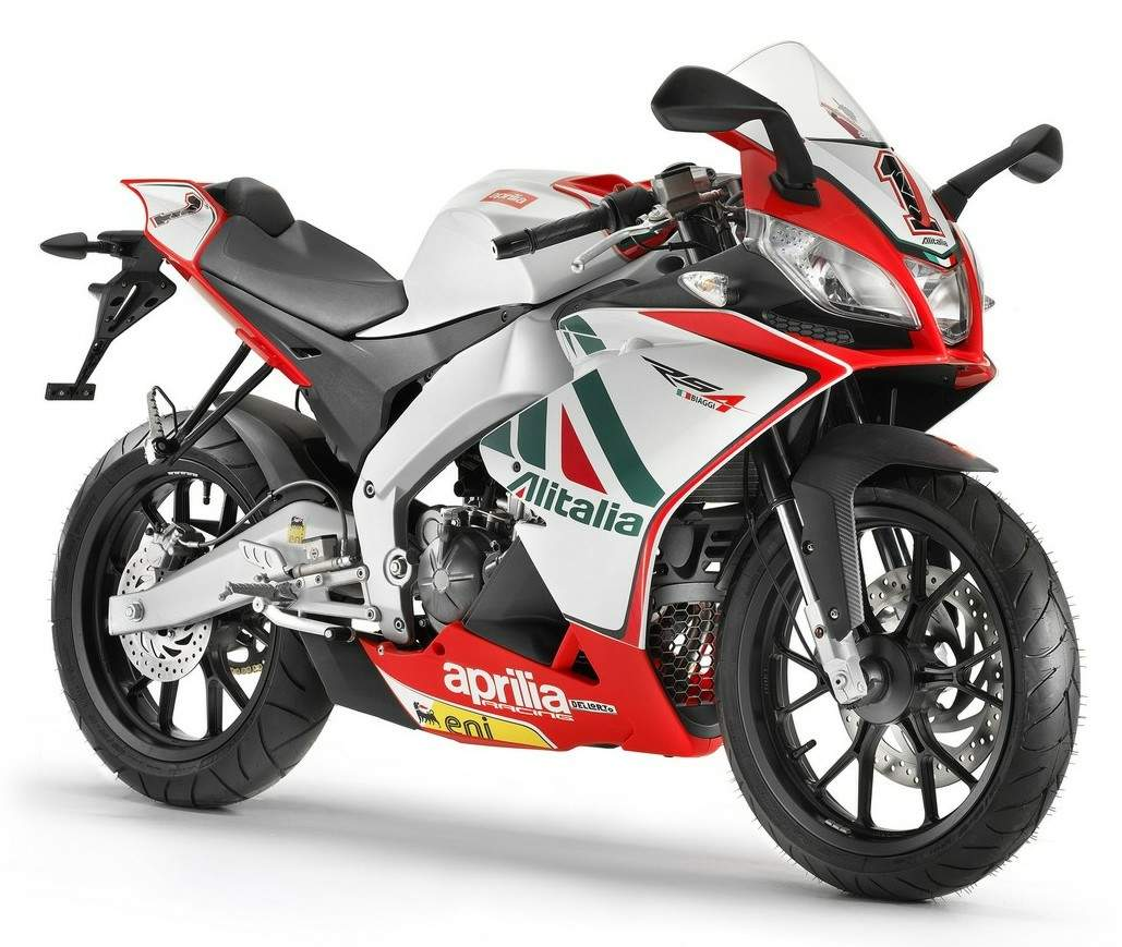 aprilia rs4 125 team aprilia alitalia racing replica. Black Bedroom Furniture Sets. Home Design Ideas