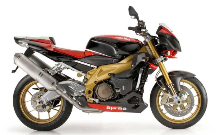2009 Aprilia Tuono 1000 R Factory Wallpaper