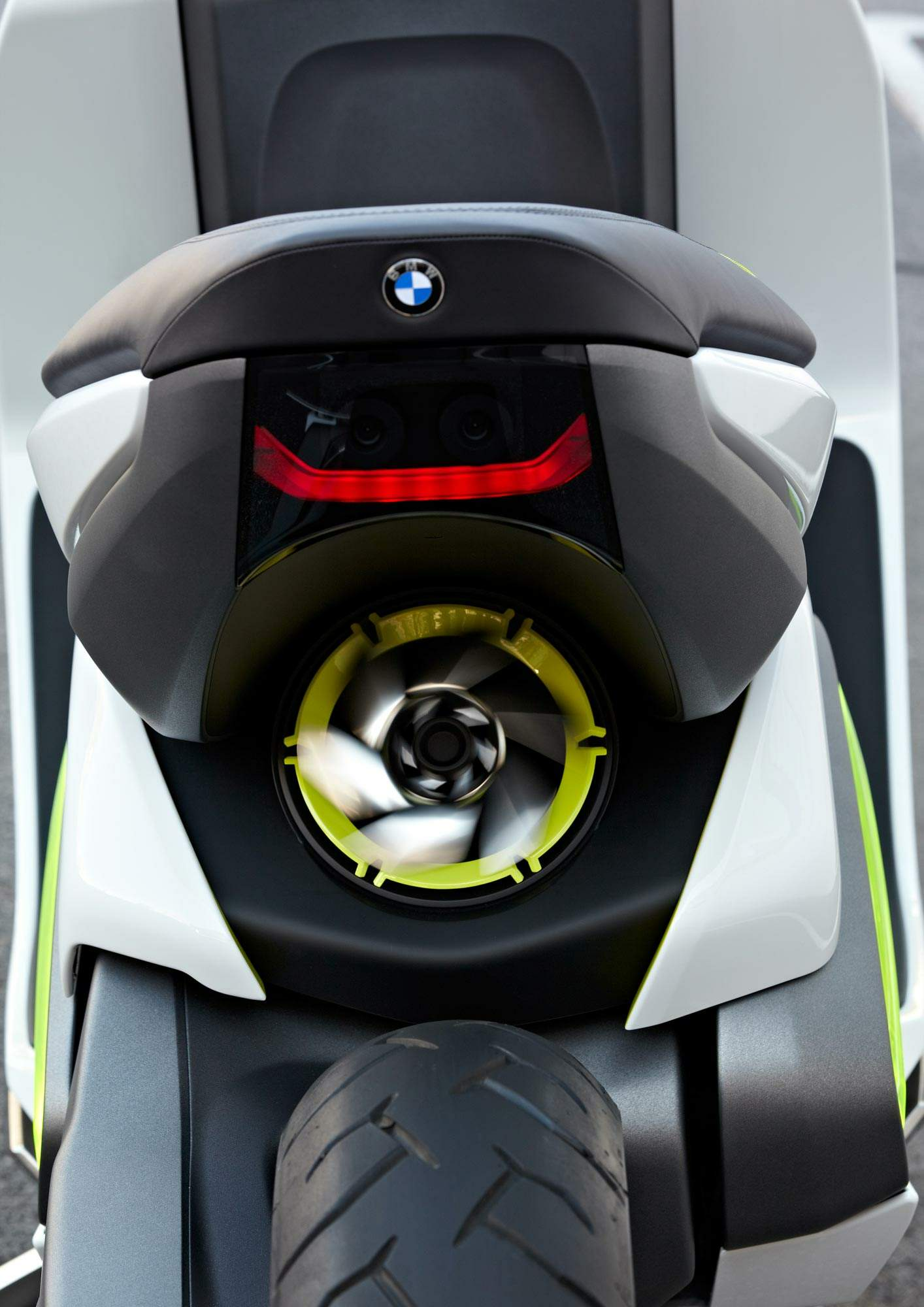 2010 BMW Scooter C Concept – XXI Century Cars