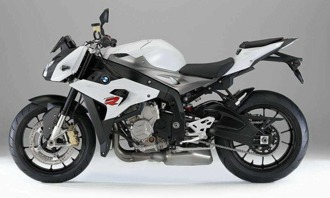 BMW S1000R Carbon Fibre & Performance Parts