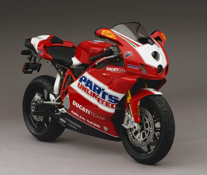 ducati 999s team usa limited edition