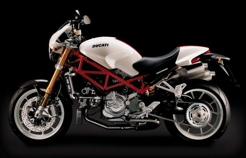 Ducati Monster  Vs   Specs