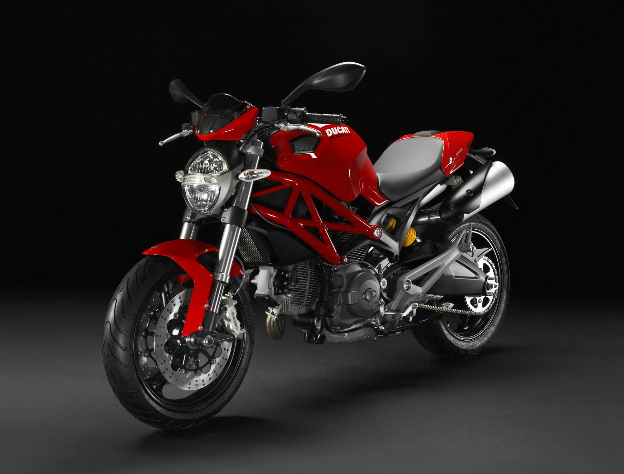 Ducati Monster  Battery