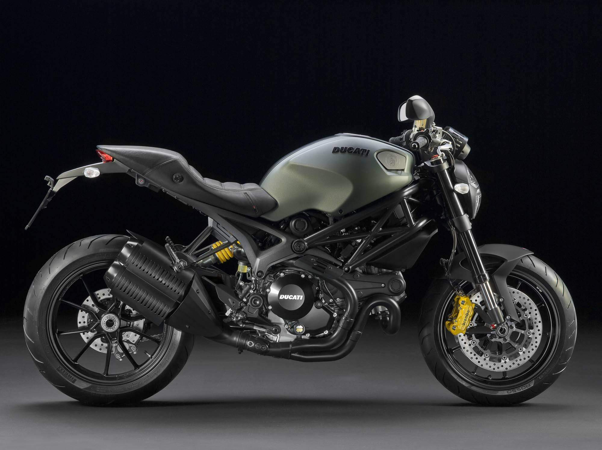 ducati monster 1100 diesel special edition