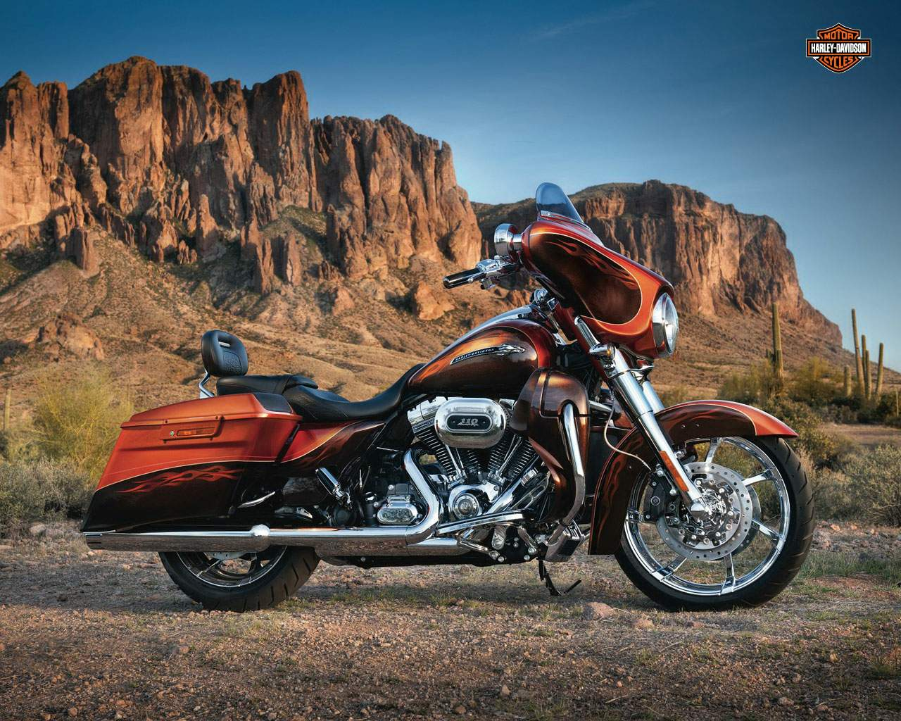 Harley Davidson Flhx Se Cvo Street Glide 2012