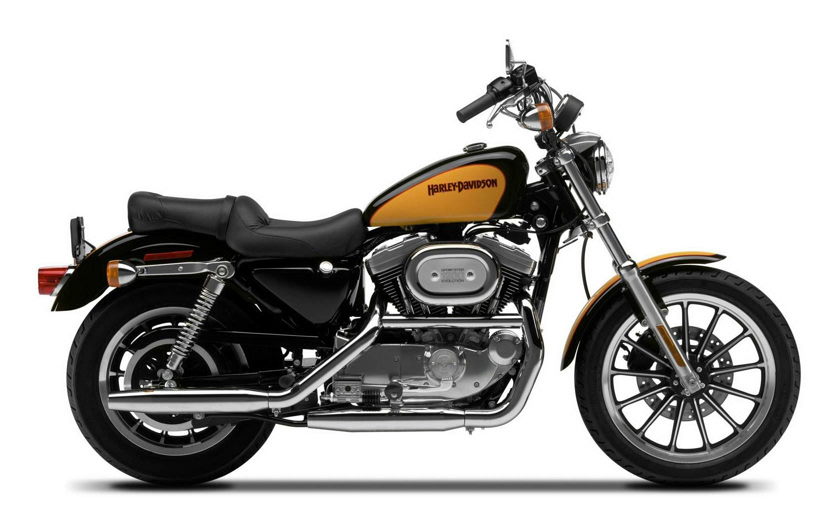Harley Davidson Xlh 1200 Sportster