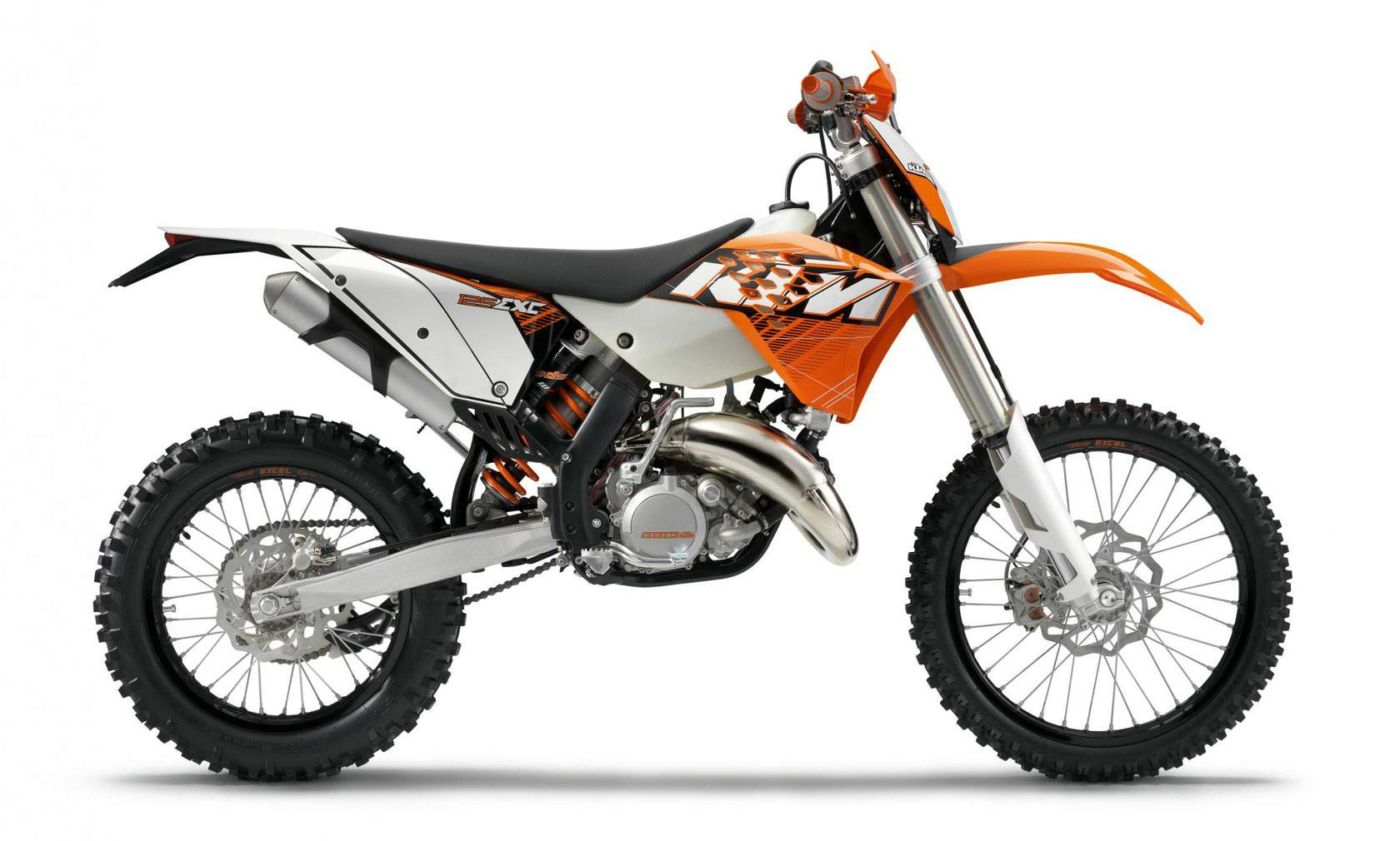 ktm 125 exc enduro. Black Bedroom Furniture Sets. Home Design Ideas