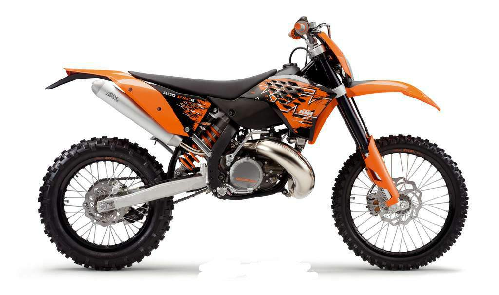 Awe Inspiring Ktm 300 Exc E Enduro Gmtry Best Dining Table And Chair Ideas Images Gmtryco