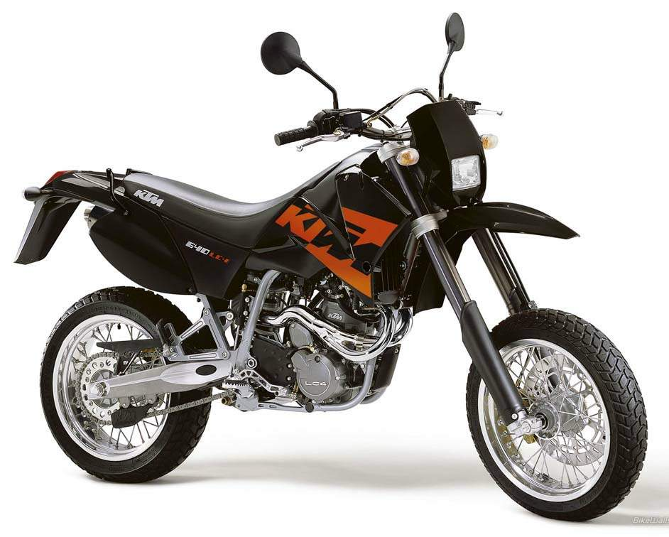 ktm 640 lc4 supermoto. Black Bedroom Furniture Sets. Home Design Ideas
