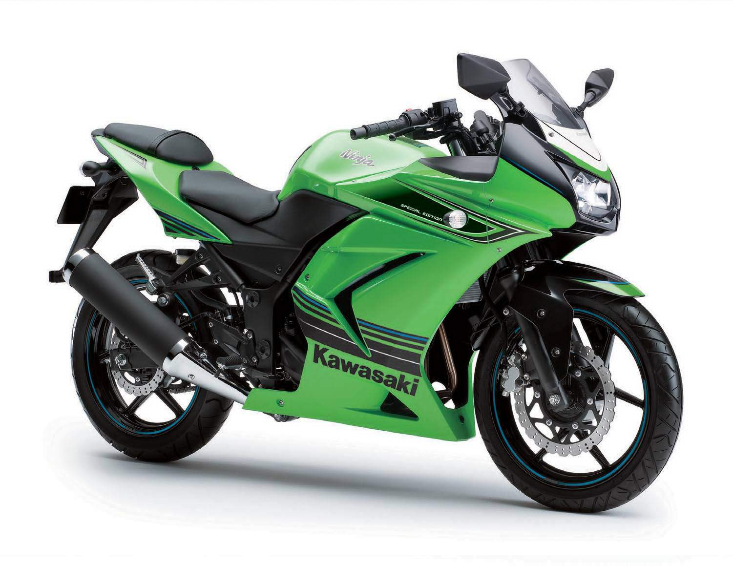 the kawasaki ninja 250r - photo #10