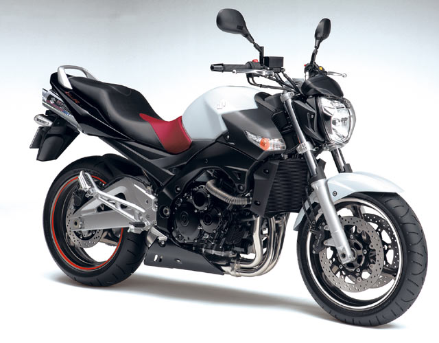 suzuki gsr 600s yoshimura edition. Black Bedroom Furniture Sets. Home Design Ideas