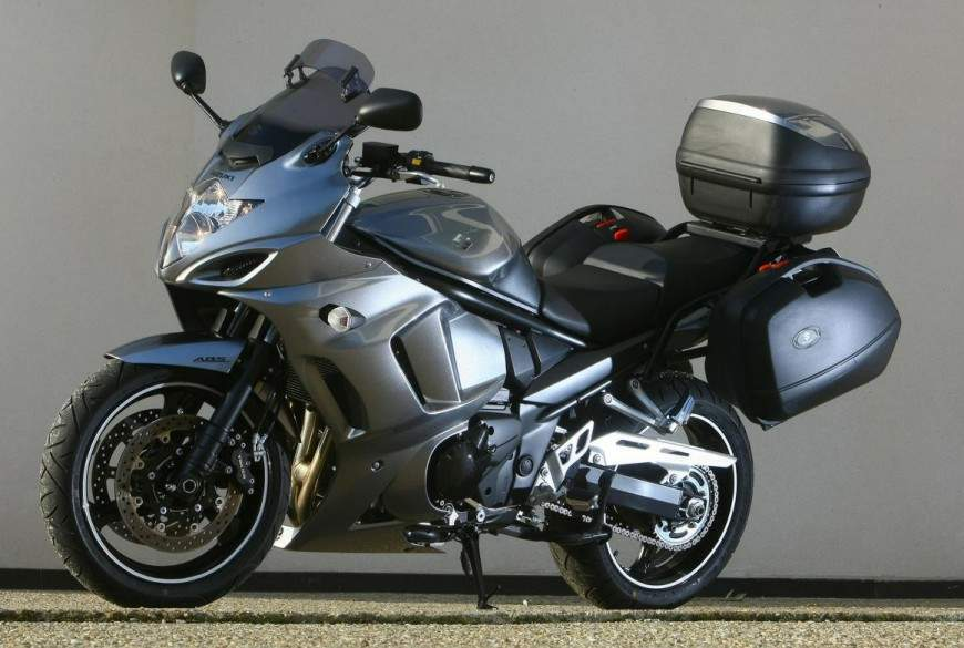 suzuki gsx1250fa traveller. Black Bedroom Furniture Sets. Home Design Ideas