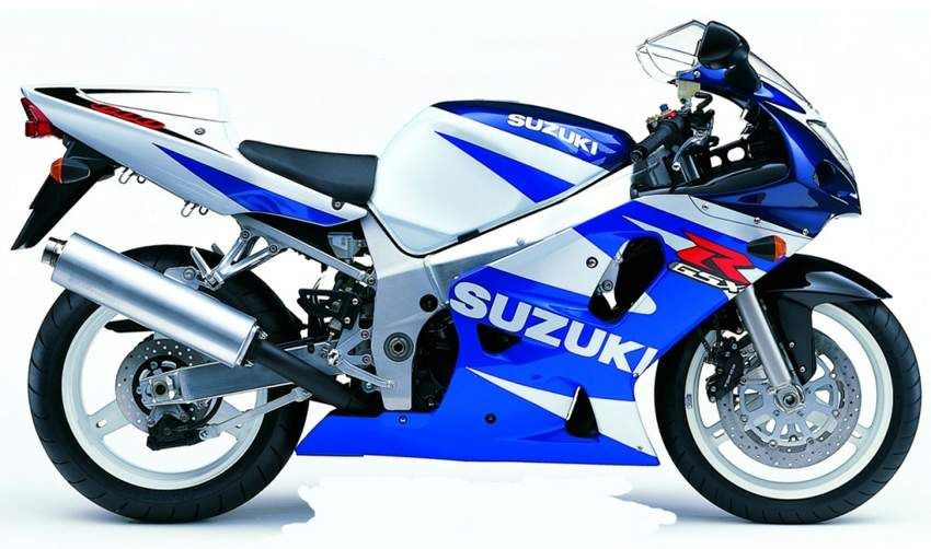 Fantastic Suzuki Gsx R600 Ibusinesslaw Wood Chair Design Ideas Ibusinesslaworg