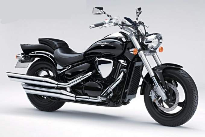 Suzuki Intruder  Oil Capacity