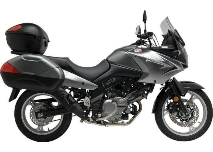 suzuki dl650 v strom touring. Black Bedroom Furniture Sets. Home Design Ideas