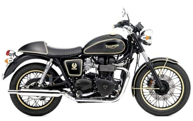 Triumph bonneville single seat cowl