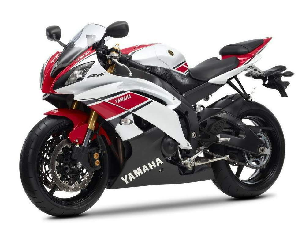 Image result for yamaha r6 anniversary