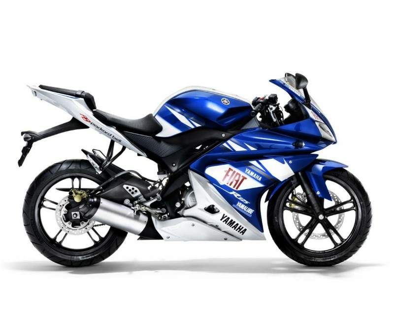 Advanced Motorcycle Yamaha Yzf R125 Fiat