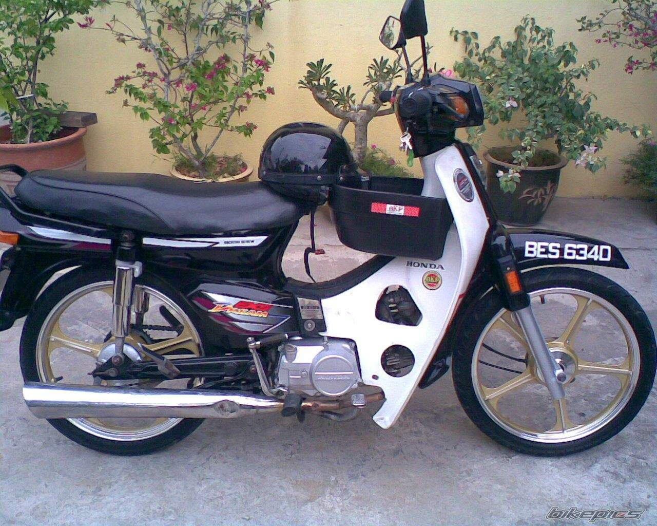 Honda C100 EX Super Cub (EX5 Dream)