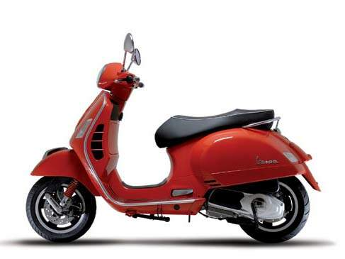 vespa gts 125 super sport. Black Bedroom Furniture Sets. Home Design Ideas
