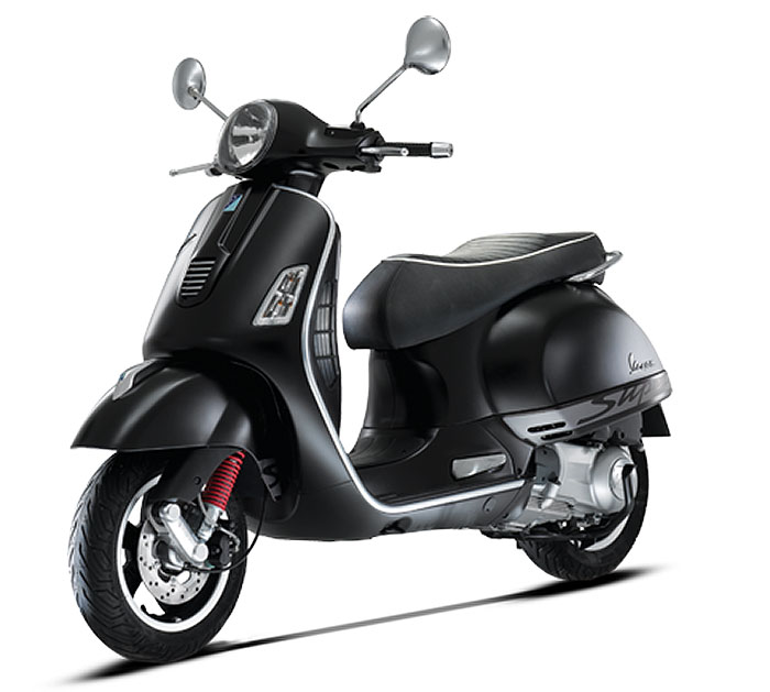 vespa gts 300 super sport se. Black Bedroom Furniture Sets. Home Design Ideas